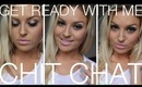 Chit Chat Getting Ready ♡ Naked Palette Dimensional Eyes For Glasses/Big Eyes