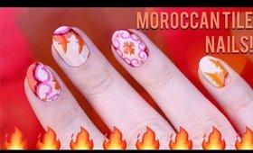 COMPLEX Moroccan Tile Design