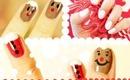4 Cute Holiday Nail Polish Designs