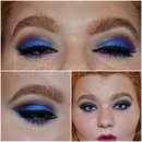 Blue, Gold, Fuschia MOTD
