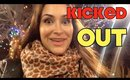 JULIES WORLD: Kicked Out of CHURCH!