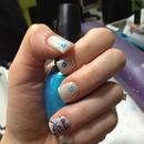 My wedding nails!