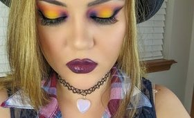 Fall Makeup Tutorial 2 Using The Drugstore Makeup/Ipsy September 2015