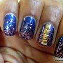 Glitter and Studs