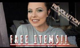 Makeup Revolution HAUL | Danielle Scott
