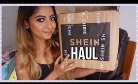 SHEIN HAUL & TRY ON Review Stacey Castanha