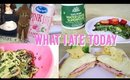 What I Ate Today To Lose Weight!