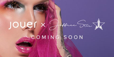 Jouer x Jeffree Star Sweet Tooth Lip Topper is coming soon! Sign up now!