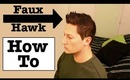 How to do a Faux Hawk (For Guys) (or girls with short hair)