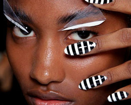 Gareth Pugh Beauty, Paris Fashion Week S/S 2012