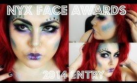 NYX Face Awards Entry 2014 | Makeup Tutorial | MRamosMUA