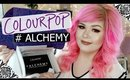 Colourpop Alchemy Collection Haul + Swatches