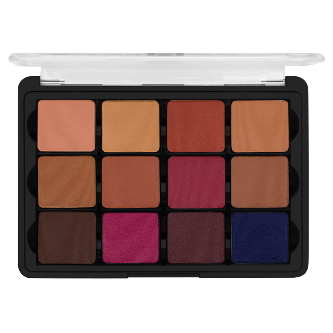 Viseart Eye Shadow Palette 14 Neutral Mattes 2: Milieu product swatch.