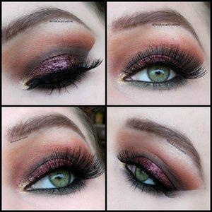 follow me on instagram @makeupbyeline