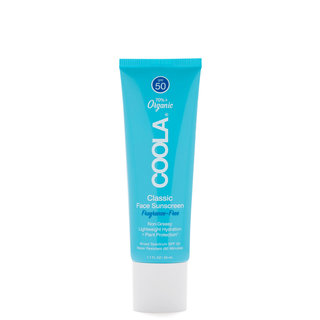 COOLA Classic Face Sunscreen Moisturizer SPF 50