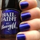 Barry M retro purple