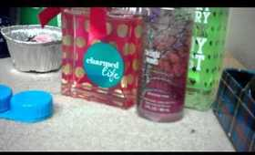 My Perfume and Body Spray Collection (Request)