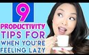 HOW TO: Be Highly Productive Even When You're Lazy!