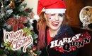 (NOT ASMR) Harley Quinn Roleplay Christmas Decorations / Decoraciones de Navidad