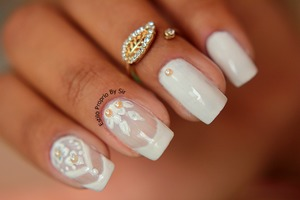 http://www.estilopropriobysir.com/2014/10/unha-decorada-noivas-2015.html https://www.facebook.com/EstiloProprioBySir http://instagram.com/sicaramos