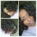 I love curls, curls, curls, curls... Curls I do adore!
