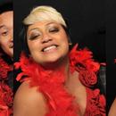 Bridesmaid look! Wedding photo booth edition.