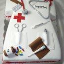 Nurse/Scrub Coat