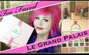 Too Faced Le Grand Palis | First Impression + Swatches