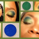 How to Apply Bright Eye Shadows