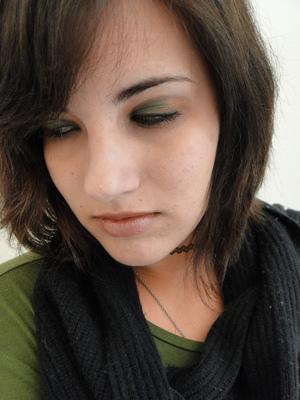 Autumn Themed Makeup