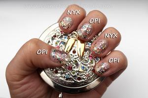 http://www.cosmeticsaficionado.com/2012/01/rainbow-glitter-comparison-opi-rainbow.html
