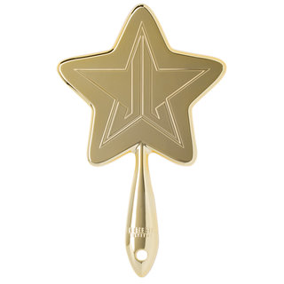Star Mirror Gold Chrome