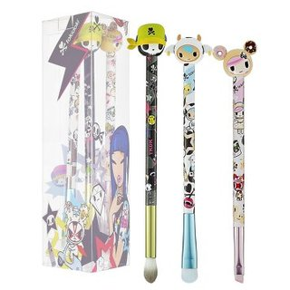 Tokidoki Pittura Brush Set