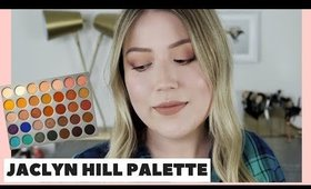Soft Daytime Smokey Eye Tutorial | Jaclyn Hill x Morphe Palette