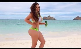 Bikinis, Booze, & Bronzing in Hawaii | MISSSPERU