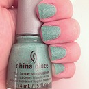 China Glaze Teal The Tide Turns