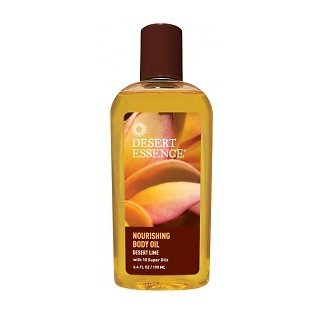 Desert Essence Nourishing Body Oil Desert Lime