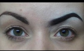 How-to : HD Perfect Eyebrows Make-up Tutorial / DO'S & DON'TS