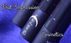 First Impression ♥ Black Moon Cosmetics