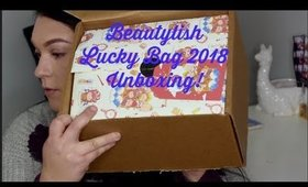 Beautylish Lucky Bag 2018 Unboxing!