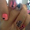 Victoria secret nails