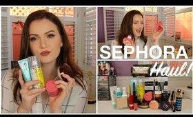 Sephora Haul   NARS, Tarte, Hourglass, It Cosmetics, & More (6)