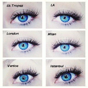 Lilly Lashes! www.lillylashes.com