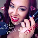 Valentine's Day Makeup Tutorial By Tasha coming soon!