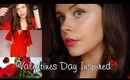 Valentines Day Inspired: Makeup, Hair & Outfit | livelaughlipgloss