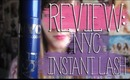 REVIEW | NYC INSTANT LASH MASCARA