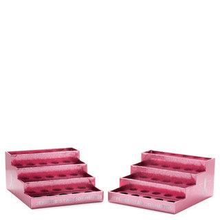 Jeffree Star Cosmetics Velour Liquid Lipstick Pink Glitter Makeup Display (2-Pack)