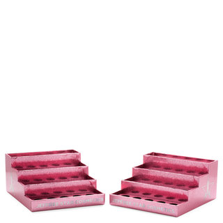 Jeffree Star Cosmetics Pink Glitter Makeup Display (2-Pack)