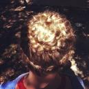 spiral braid