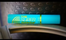 Review: CoverGirl 'The Super Sizer' Mascara